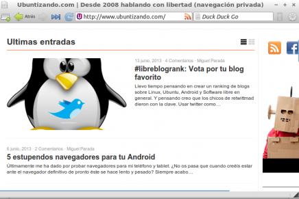 5 navegadores Web Ligeros