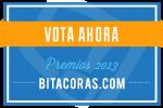 Nos presentamos al premio Bitácoras 2013