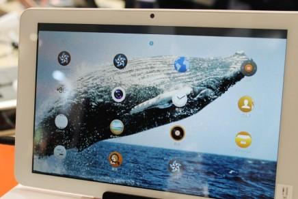 ¡Mira mamá, Tizen OS ahora en tablets!