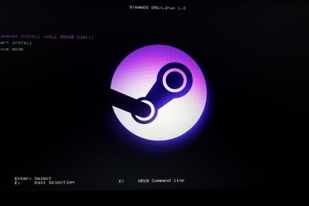 SteamOS disponible, pero ¿para todos los usuarios?