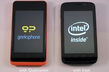 Geeksphone Revolution, nuevo terminal con Firefox OS