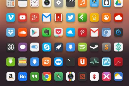 Personaliza tu escritorio con el set de iconos Pacifica