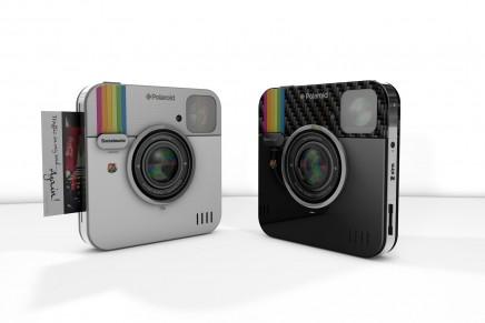 Socialmatic, la  'cámara Instagram' de Polaroid.