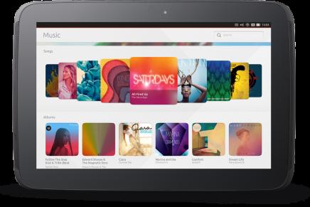 Las primeras tablets con Ubuntu llegarán este otoño.