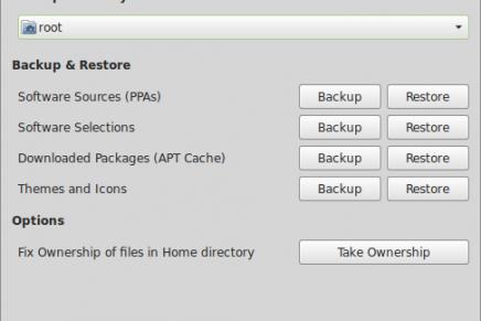 Backup fácil de nuestros repositorios con Aptik