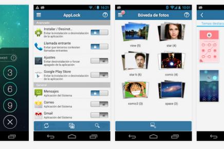 Protege tus aplicaciones de intrusos en Android