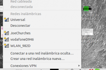 [Solución] Network Manager no aparece en Lubuntu