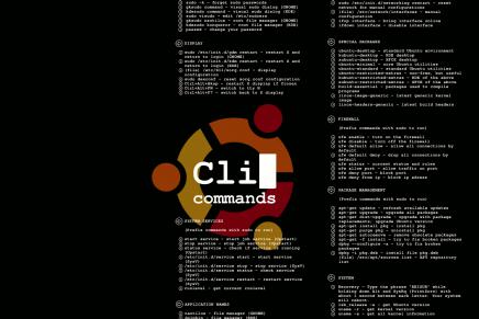 Fondos de pantalla para hacer Linux más fácil.