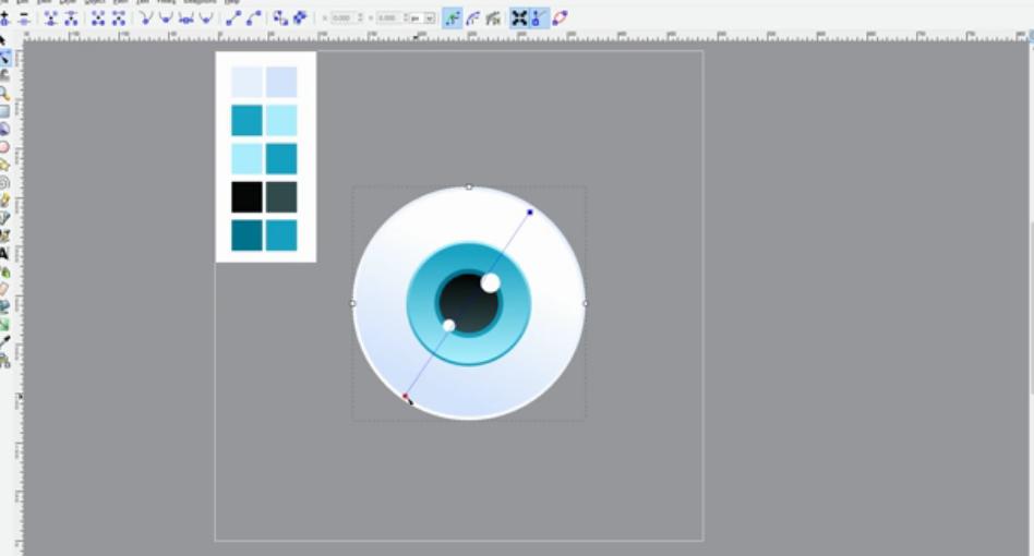 eye inskape