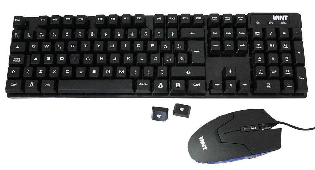 teclado linux