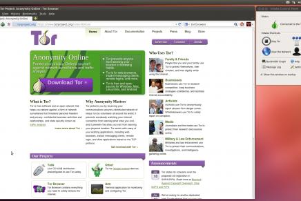 Navega con la IP de un país determinado usando Tor Browser
