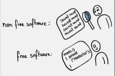 Descarga las diapositivas de la presentación Richard Stallman en TEDx
