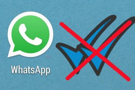 Evita que tus contactos sepan si lees sus mensajes en Whatsapp