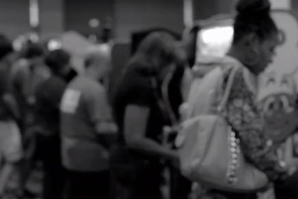 Unicef presenta un videojuego al que nadie querría jugar.
