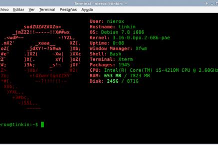 Actualización a Debian 7.8, seguridad y corrección de errores