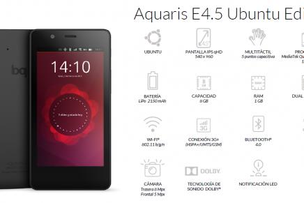 [Actualizado] bq presentará su primer smartphone basado en Ubuntu durante el 24 de febrero