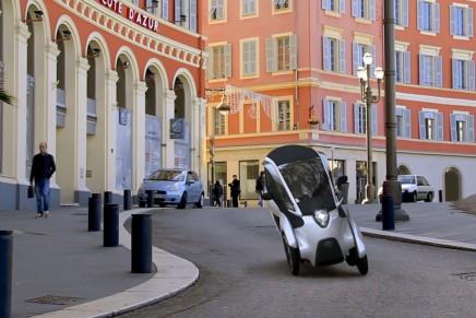 TOYOTA i-ROAD: El futuro ya está aquí. (Post Patrocinado)