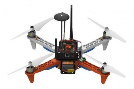 Erle Robotics presenta dron basado en Ubuntu