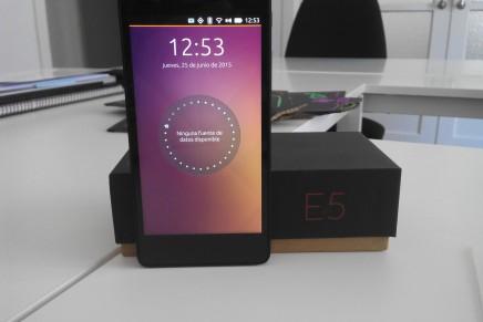 Probamos el BQ Aquaris E5 HD Ubuntu Edition
