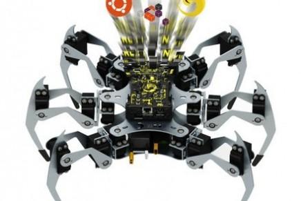 Erle-Spider, un drone Ubuntu para iniciarse en robótica