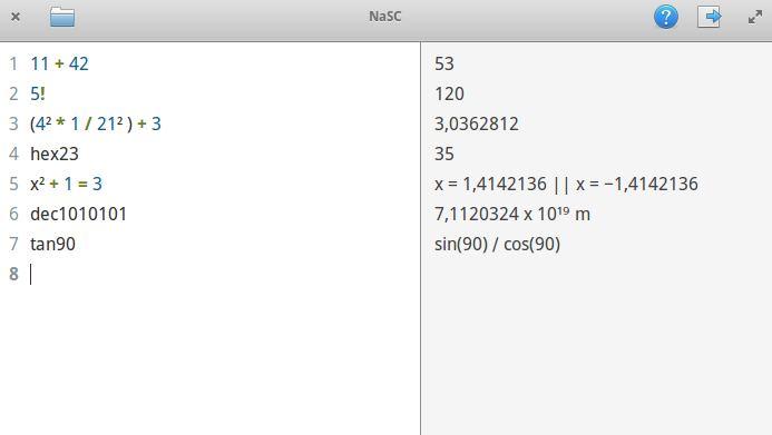 matemáticas simples nasc