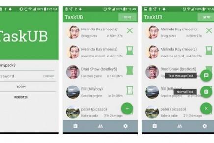 TaskUB, la red social para asignar tareas