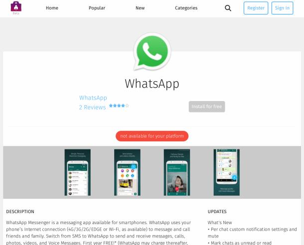 whatsappos