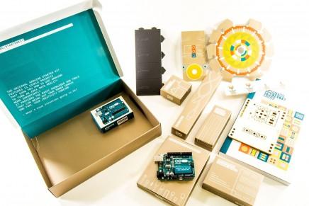 El kit definitivo para iniciarse con Arduino