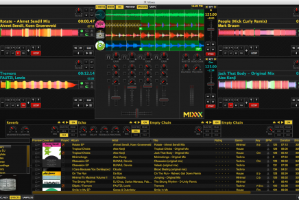 Disponible The Mixxx 2.1 Beta