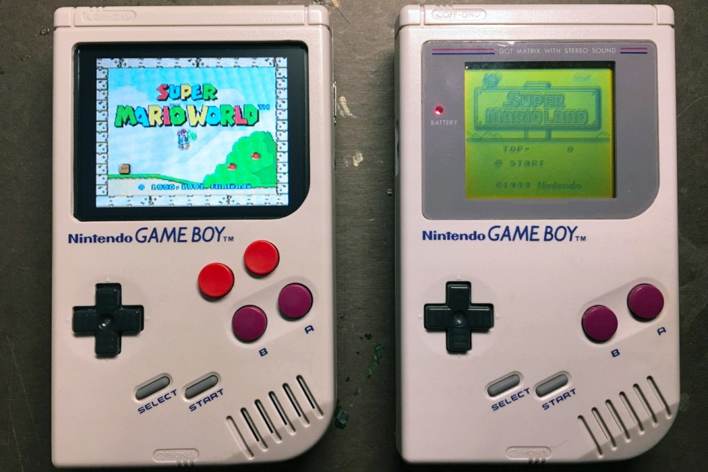 gameboy zero pi