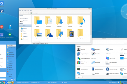 ChaletOS, la distribución que te ayudará a dejar tu adicción a Windows.