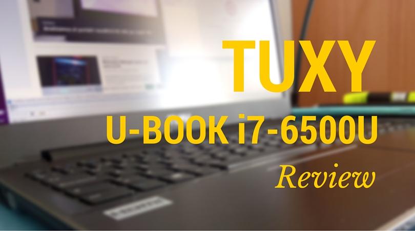 tuxy u-book