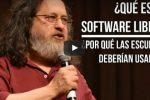 ¿Qué es el software libre? ¿Por qué todas las escuelas deberían usarlo?