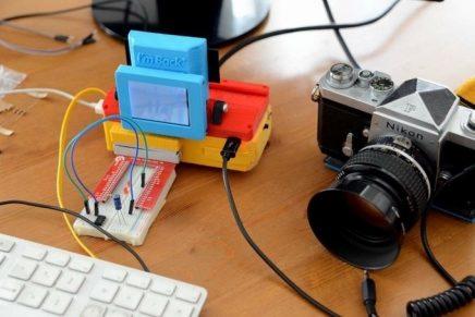 Recupera tu cámara analógica con Raspberry Pi