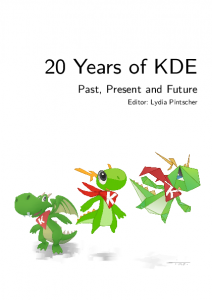 20 años de kde