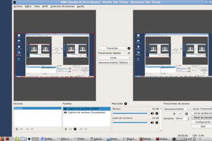 Cómo instalar OBS (Open Broadcaster Sofware) en Ubuntu Linux