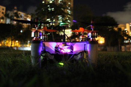Flone, el drone libre que te hará soñar