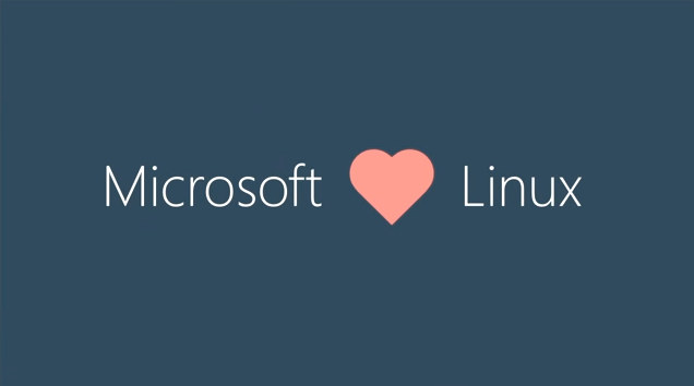 Microsoft Loves Linux Foto: arstechnica.com