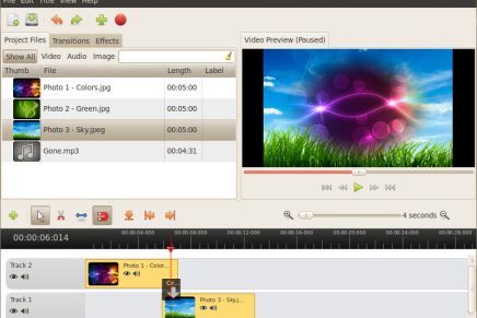 Audacity y OpenShot estupendas herramientas libres para montar tu estudio de grabación y edición