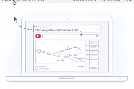 Cómo descargar vídeos y audio de Youtube, Facebook o Vimeo