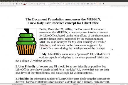 Ya está aquí LibreOffice 5.3 ahora con soporte a la edición colaborativa entre usuarios
