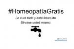Feliz día de la homeopatía gratis