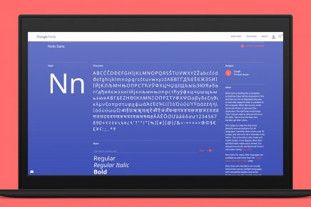 Noto, la tipografía open source de Google compatible con más de 800 lenguas