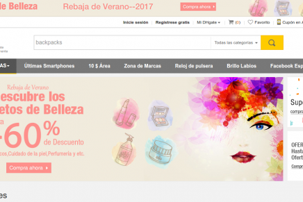 DHGATE presenta su tienda online en español
