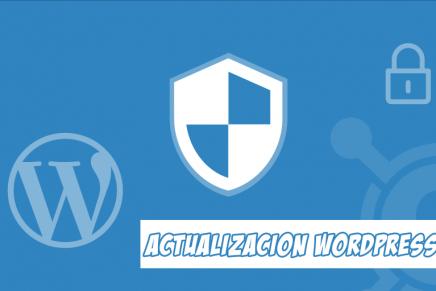 WordPress actualizado a la versión 4.9.1