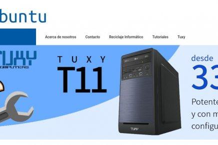 PcUbuntu renueva su tienda online. Te contamos las novedades