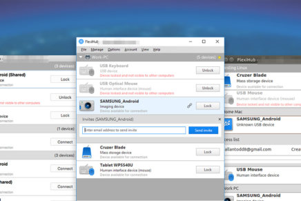 FlexiHub: Acceso remoto desde cualquier lugar a tus dispositivos USB