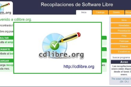 CD Libre, software para hacer Windows libre