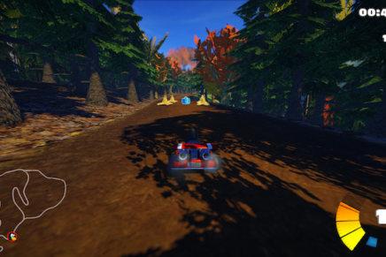 """¡Ya está aquí SuperTuxKart 0.10 RC1! """"Clon"""" de Mario Kart  basado código abierto"""