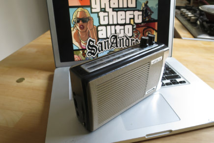 GTA: SAN ANDREAS RADIO SET